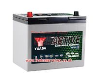 L26-EFB Yuasa Active Leisure Battery 12v 90Ah From £128.33 EX VAT Buy Online from The Battery Shop